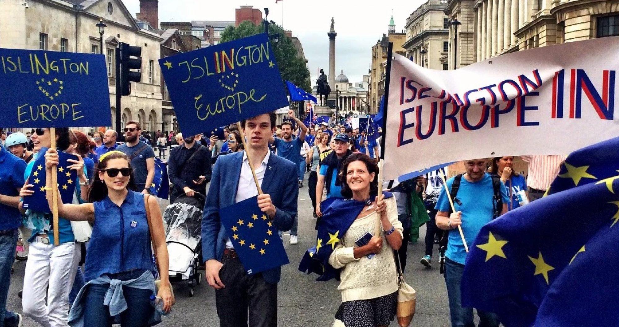 Islington IN Europe